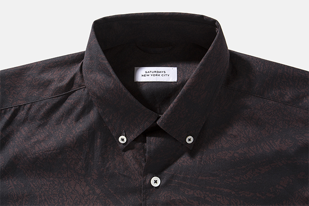 Crosby Topograph Shirt